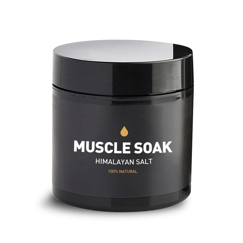 Muscle Salt Soak - Himalayan Salt