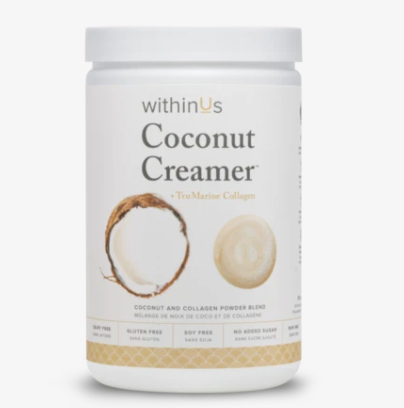 Coconut Creamer + TruMarine™ Collagen
