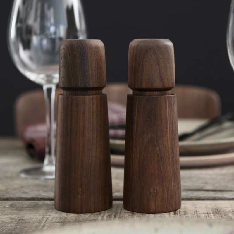 Stockholm Salt + Pepper Mill