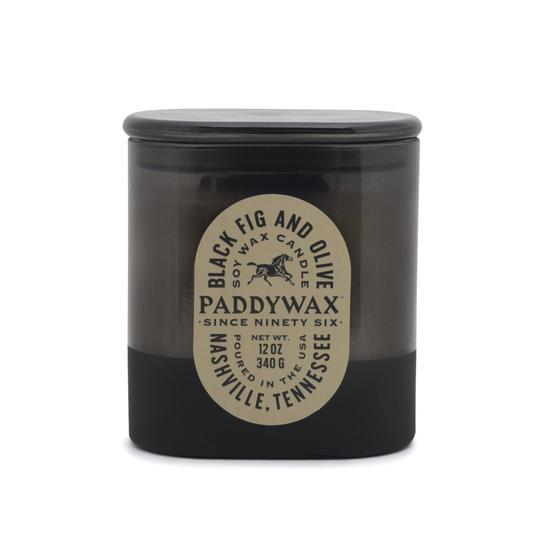 Black Fig & Olive Vista Candle
