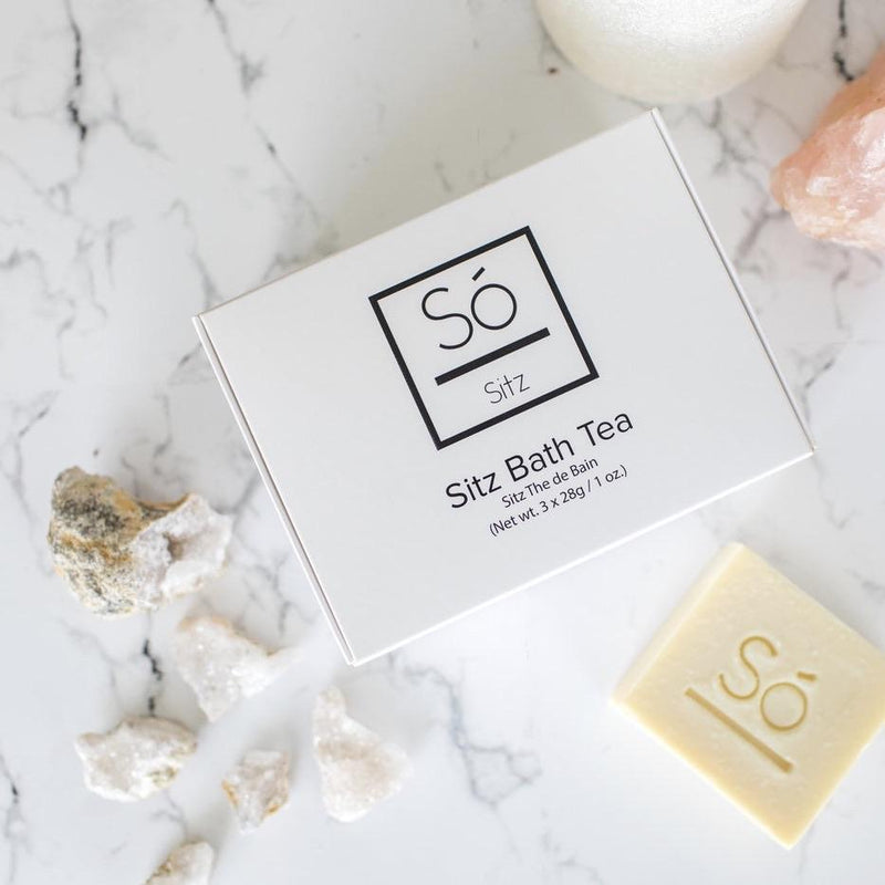 Só Luxury - Sitz Bath Tea