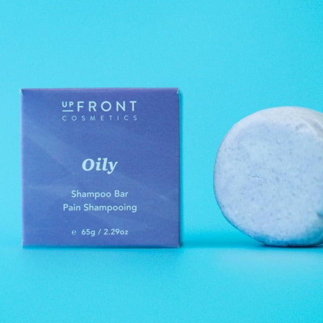 Oily Shampoo Bar