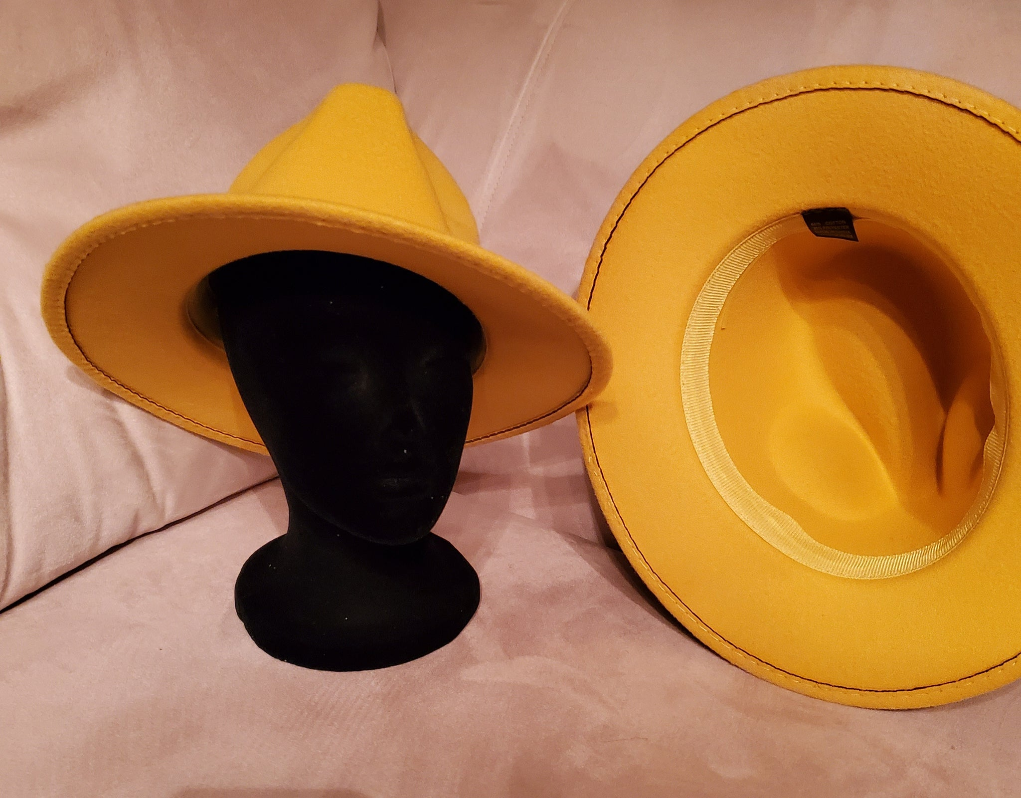 Yellow Fedora