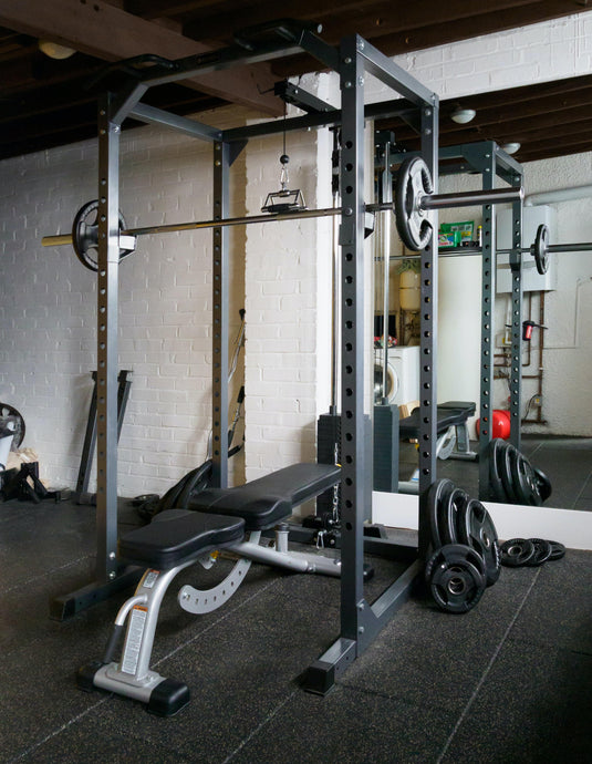 Persian Cage Workout Machine Total Body Training Home Gym System with Linear Bearing Md-9010G Persian