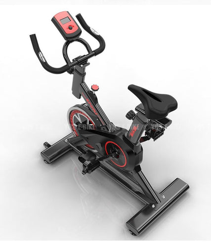 YQS Ultra-quiet Indoor Sports Fitness Equipment Home Exercise Bike High Quality Indoor Cycling Bikes Spinning Bicycle Exerciser Fire Gym