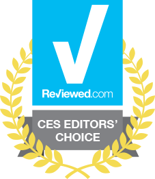 2015 consumer electronics show editors' choice award logo