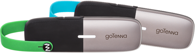 pair of goTenna Mesh
