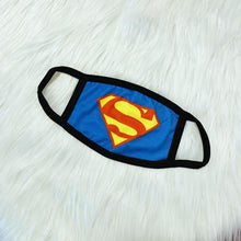 Load image into Gallery viewer, Superhero-Superman Facemask