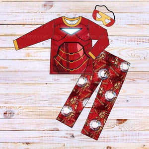 Superhero Loungewear Set-Ironman