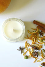 Load image into Gallery viewer, Fall Scented Cotton Wick Soy Wax Candles