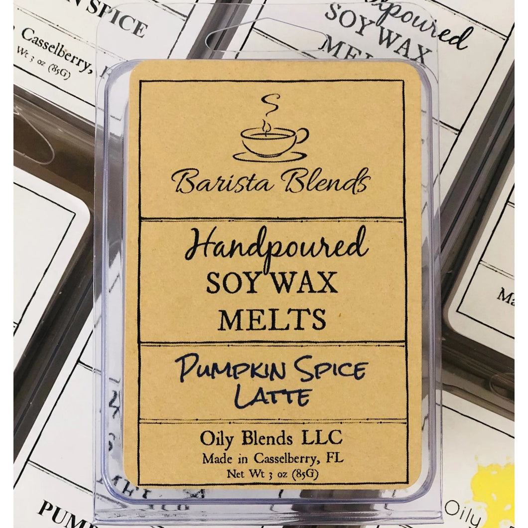 Barista Blends Coffee House 3 oz Soy Wax Melts