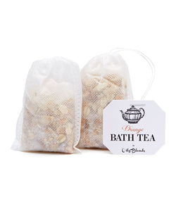 Essential Oil Bath Tea - Single Bags