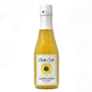 Sunflower 10oz Bath Salt