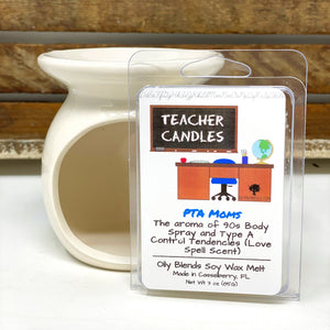 Teacher Candle Soy Wax Melts - 3 oz