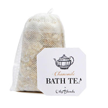 Load image into Gallery viewer, Essential Oil Bath Tea - Single Bags