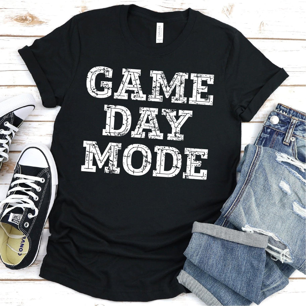 Game Day Mode - Graphic Tee - RTS