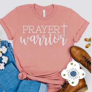 Prayer Warrior - Graphic Tee - RTS