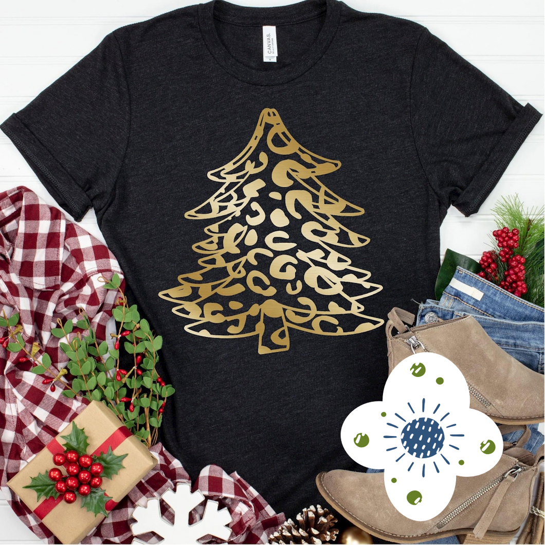 Gold Tree - Graphic Tee - RTS