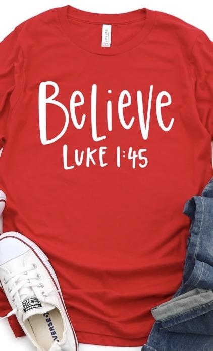 Believe - Graphic Tee - RTS