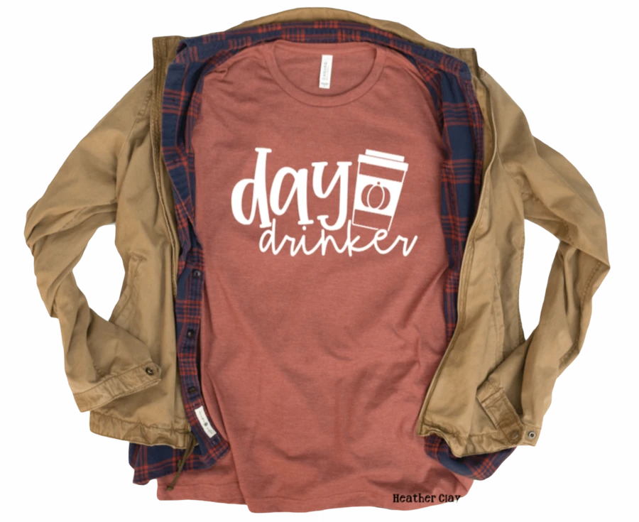 Day Drinker - Graphic Tee - RTS