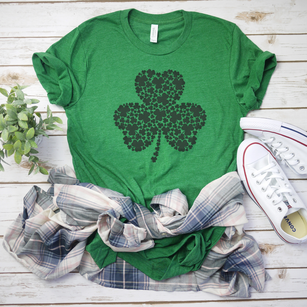 Shamrock - Graphic Tee - RTS