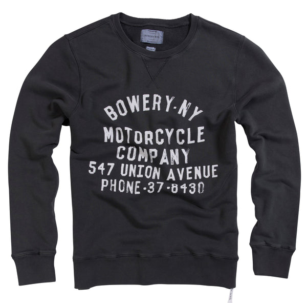 Bowery Motorcycle Company Sweat - FMA342