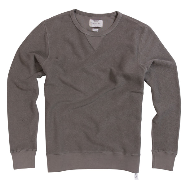 Bowery Essentials Roundneck Reverse Sweat Essential - FMB380