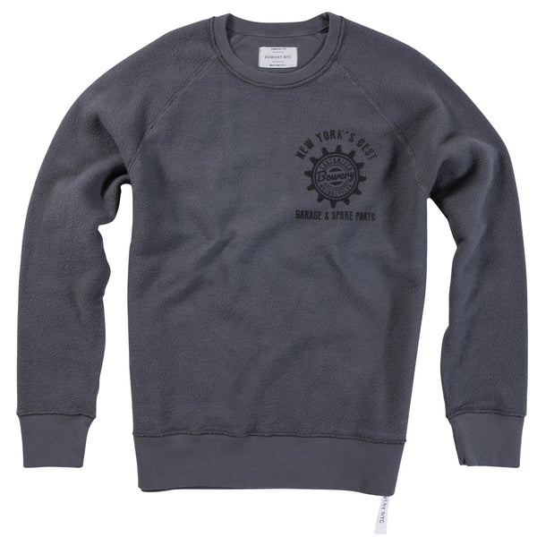 Bowery Garage & Spare Parts REVERSE Sweat - FMA120