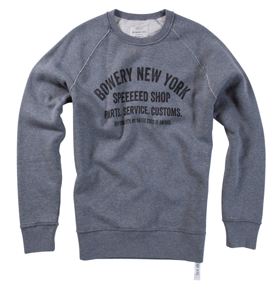 Bowery Speeeed Shop Sweat - FMA128