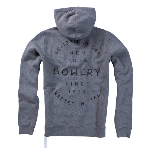 Bowery Since 1956-Crafted in Italy Hoodie Sweat - FMA129