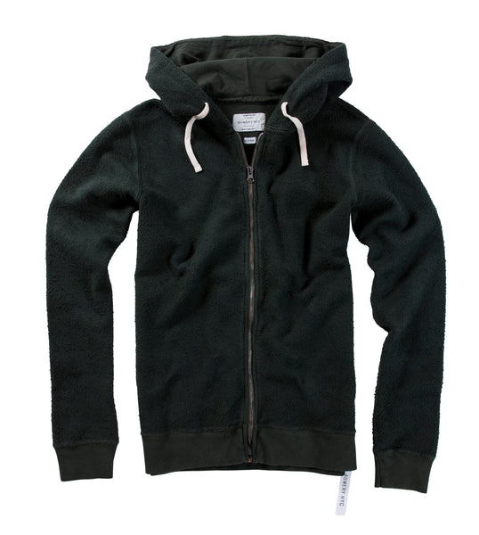 Bowery Essentials REVERSE Hoodie Sweat - FMB161