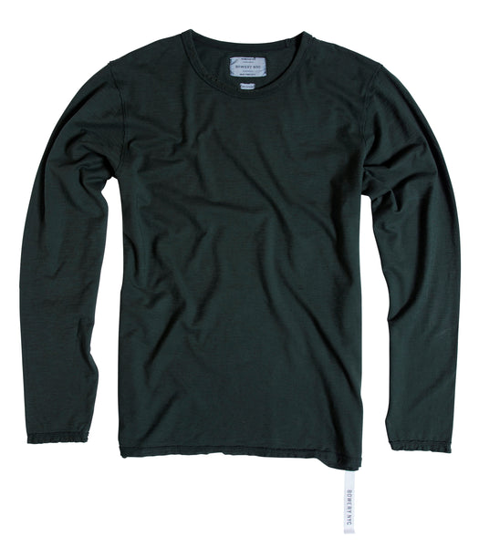 Bowery Essentials long sleeve Tee - TMB154 - ND
