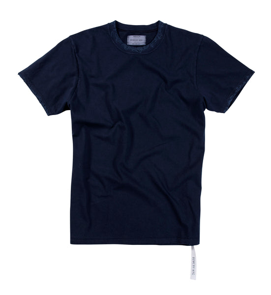 Bowery Essentials Tee - TMB155 - DESTROYED - Bowery NYC