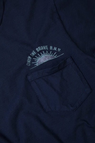 "Bowery ""Diving School"" Tee - TMA217"