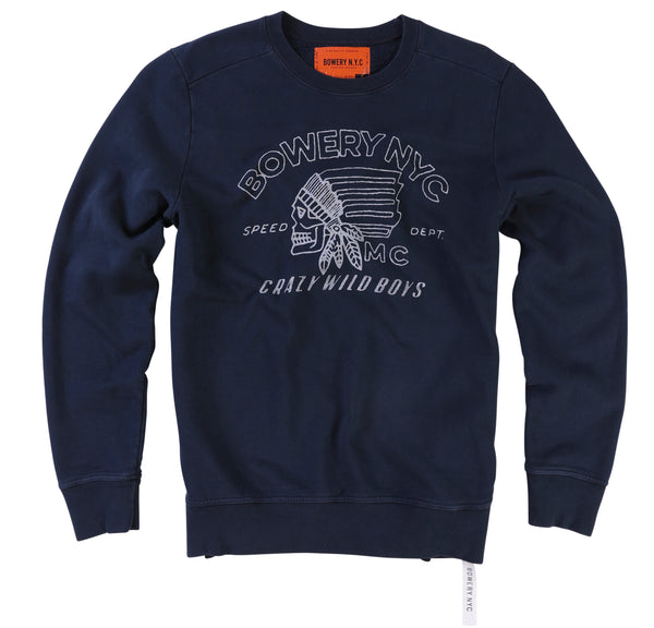 "Bowery ""Crazy Wild Boys"" Sweat - FMA328"