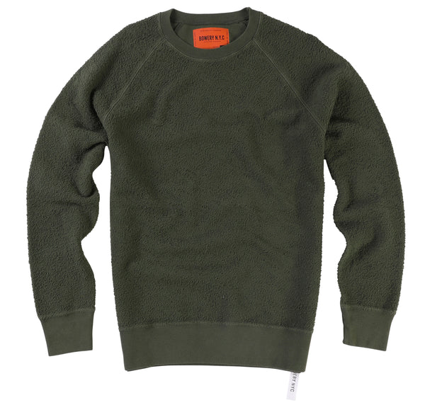 Bowery Essentials Reverse Sweat - FMB346