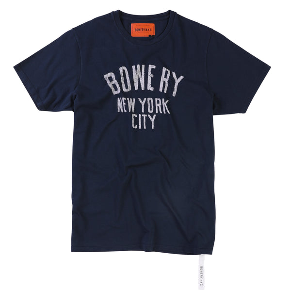 "Bowery ""Bowery New York City"" Tee - TMA309"