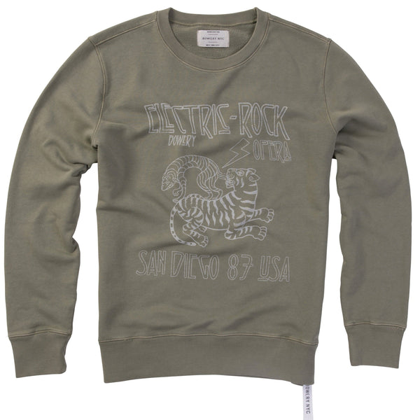 "Bowery ""San Diego 87 USA"" Sweat - FMA431"