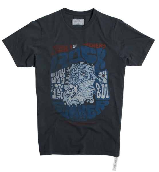 "Bowery ""Rock Summer"" Tee - TMA401"
