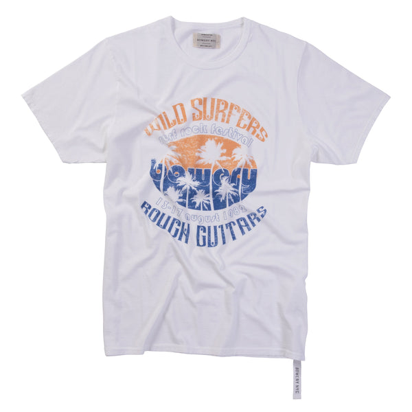 "Bowery ""World Surfers"" Tee - TMA407"