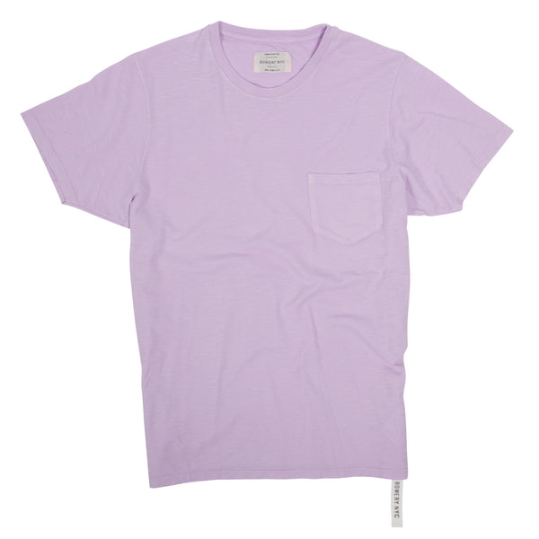 Bowery Essentials Tee - Slub Jersey with pocket- TMB453