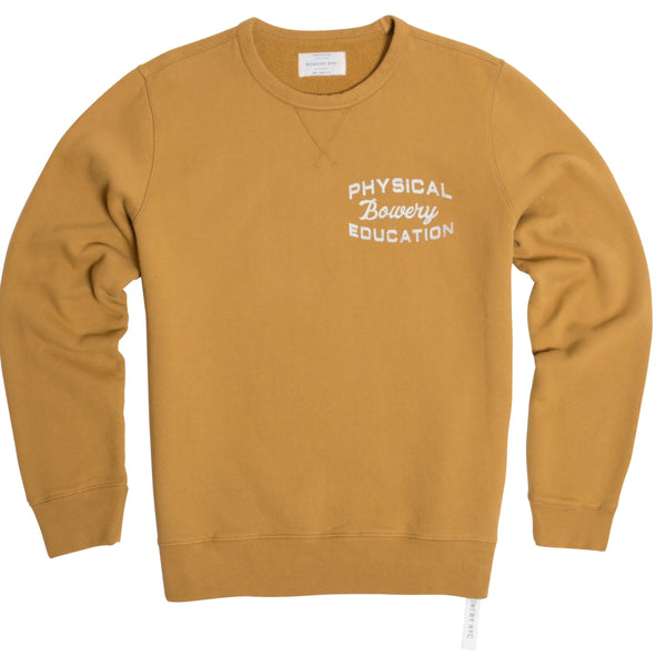 "Bowery ""Physical Education"" Sweat - FMA521"
