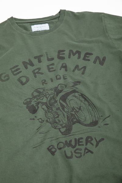 "Bowery ""Gentlemen Dream"" Tee - TMA504"
