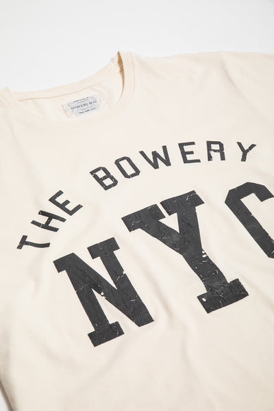 """The Bowery NYC"" Tee - TMA507"