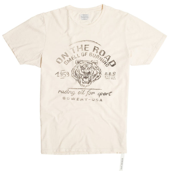 "Bowery ""On the Road"" Tee - TMA513"