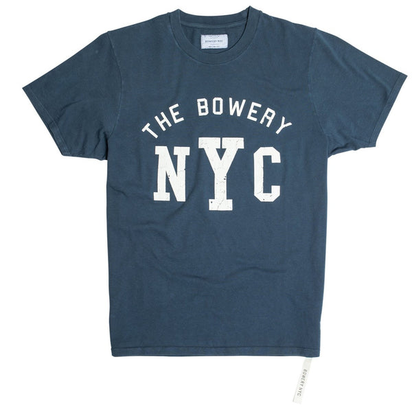 """The Bowery NYC"" Tee - TMA519"