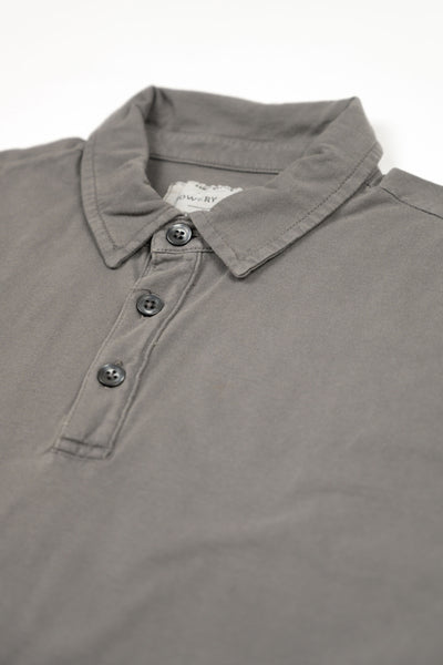 Bowery Essential Polo with buttons- TMB658