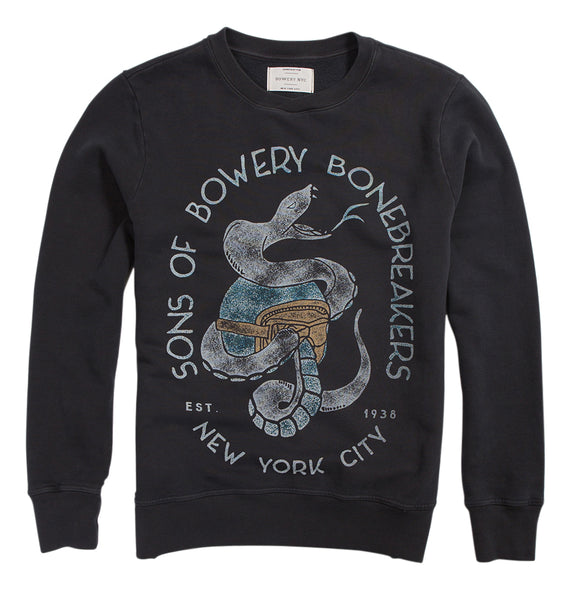 Bowery Bonebreakers Sweat - FMA515