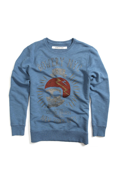 Bowery Customs Crewneck - FMA324