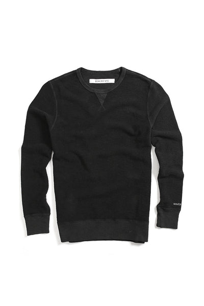 Bowery Reversed Essentials Crewneck - FMB353 - Bowery NYC